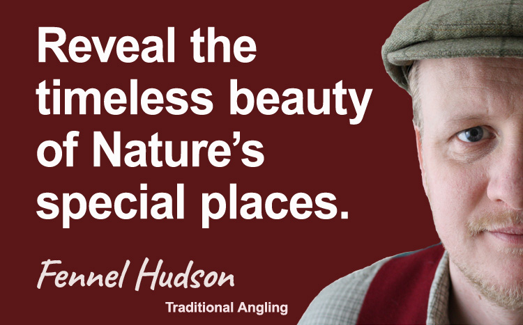 Reveal the timeless beauty of Nature's special places. Fennel Hudson author quote