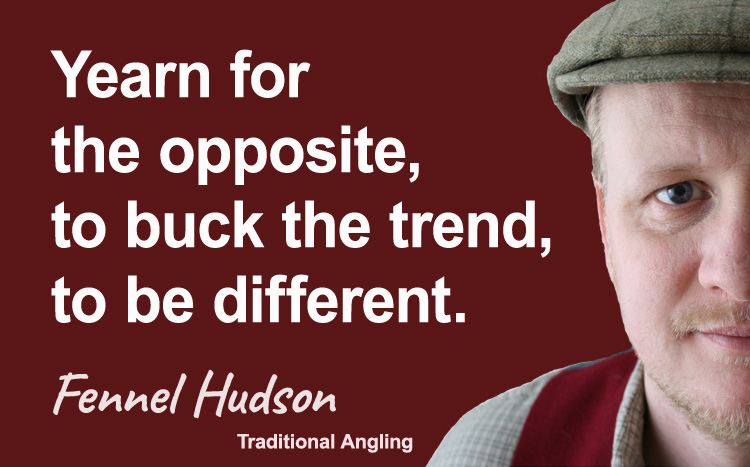 Be different. Fennel Hudson author quote.