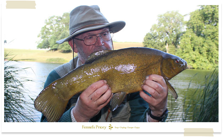 Traditional angling - classic tench