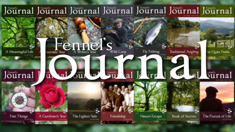 Fennel's Journal by lifestyle & countryside author Fennel Hudson
