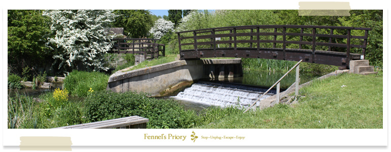 Fennel's Priory - Amwell Magna