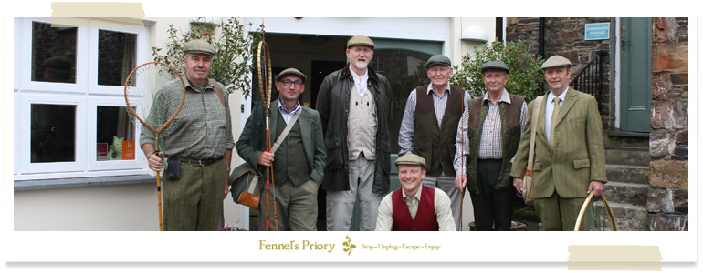 Fennel's Priory Arundell Arms 2014