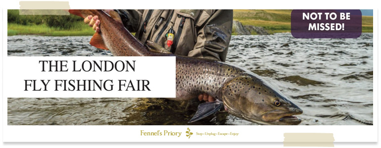 London Fly Fishing Fair