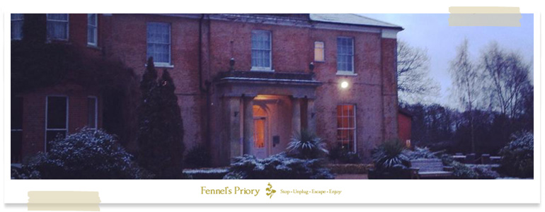 Fennel's Priory writing retreat