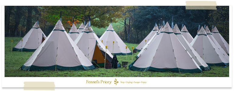 Tentipi Gather with ProAdventure