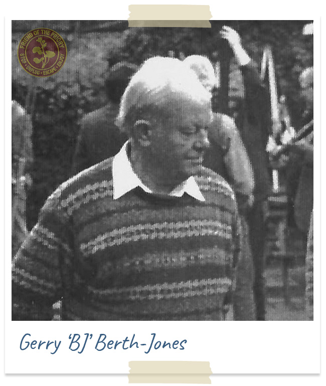 Gerry Berth-Jones
