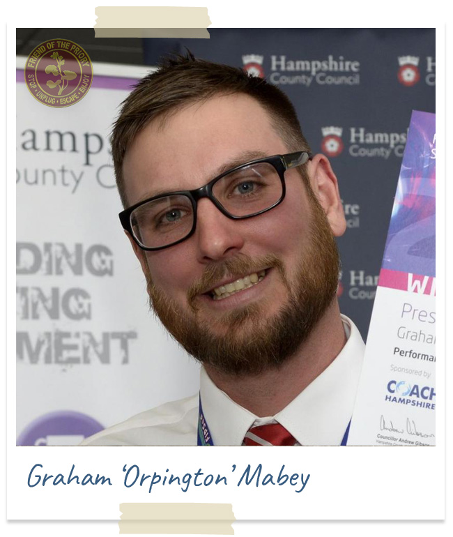 Graham Mabey
