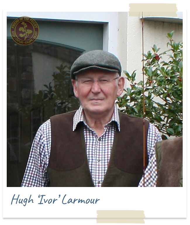 Hugh Larmour