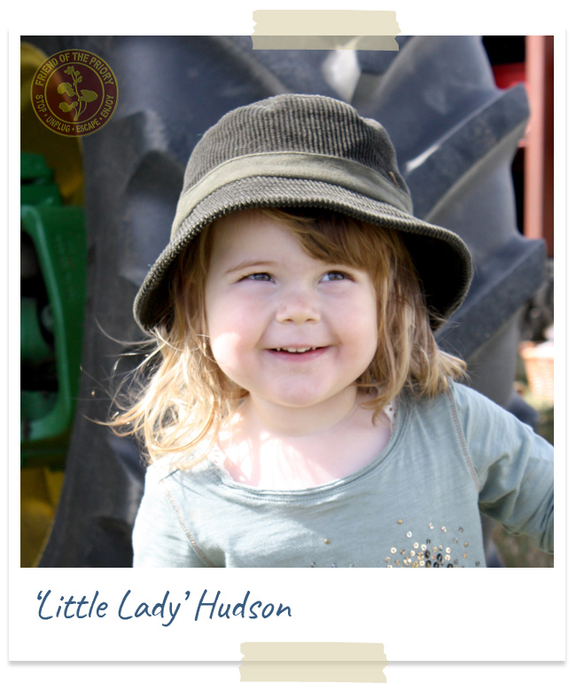 Little Lady Hudson