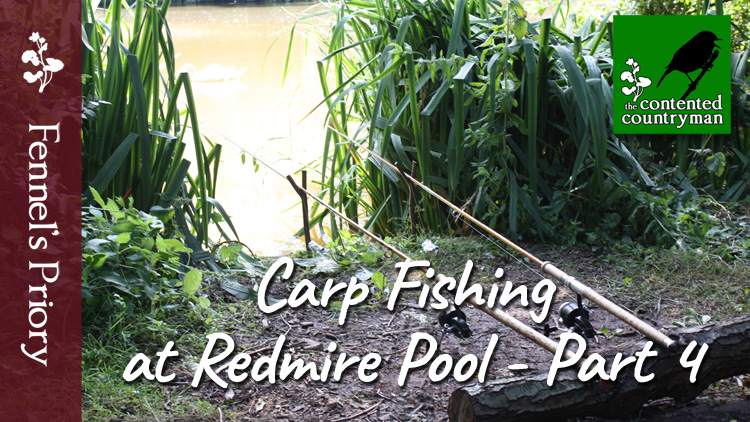 Carp Fishing at Redmire Pool, Part 4 of 5