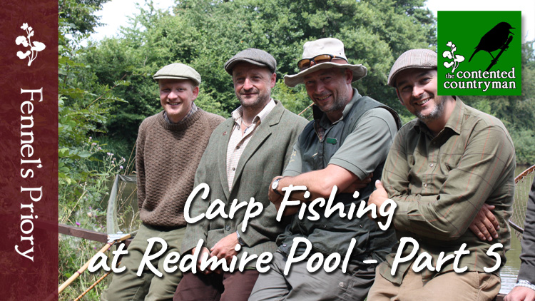 Carp Fishing at Redmire Pool, Part 5 of 5