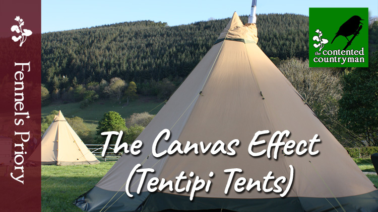 The contented countryman podcast, fennel hudson, the canvas effect (tintype safari tent)