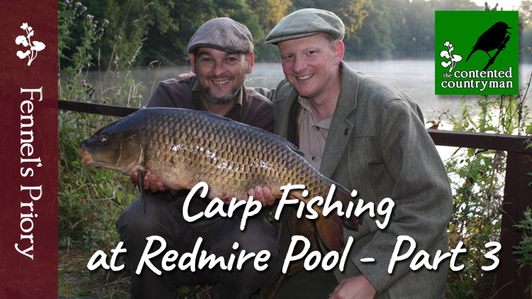 Carp Fishing at Redmire Pool, Part 3 of 5