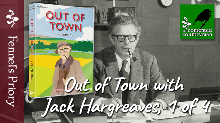 Jack Hargreaves, Out of Town, podcast, 1 of 4