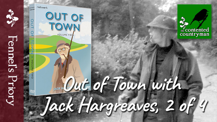 Jack Hargreaves, Out of Town, podcast, 2 of 4