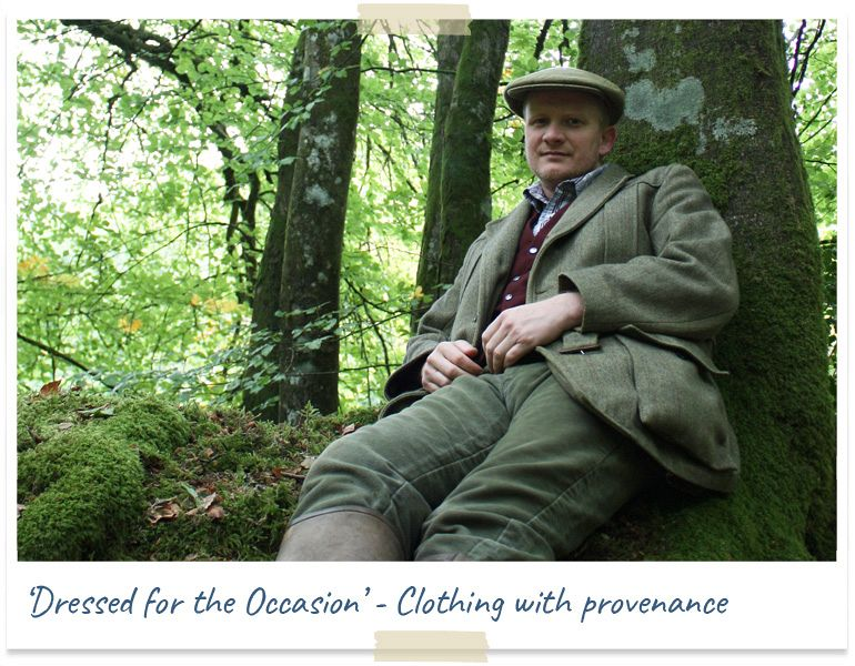Dressed for the occasion - clothing with provenance