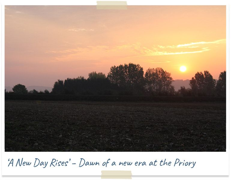 A new day rises - fennel's journal