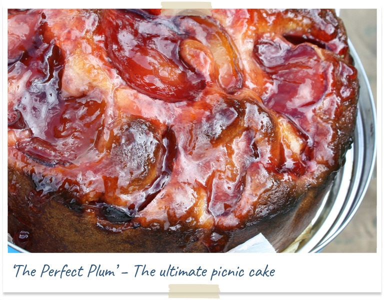 The perfect plum