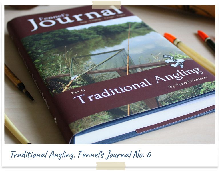 Traditional Angling book by Fennel Hudson